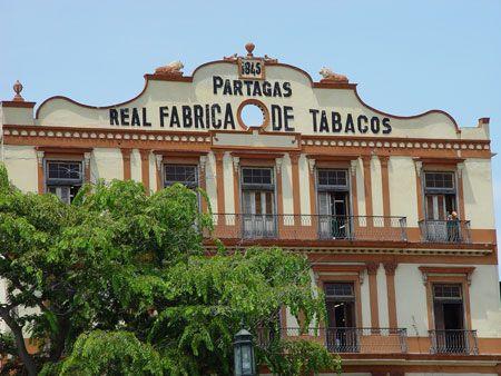 Partagas Cigar Factory - Cuba