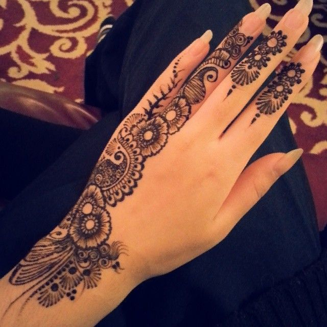 Mehndi Easy And Beautiful : Best images about h e n a on pinterest beautiful