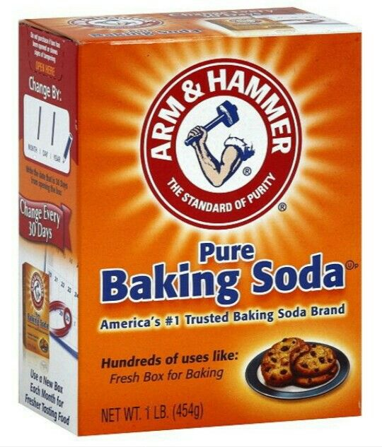 With gentle yet tough ARM & HAMMER™ Baking Soda, you can also clean and…