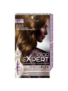 Schwarzkopf Color Expert Golden Chocolate 6.65 Hair Dye
