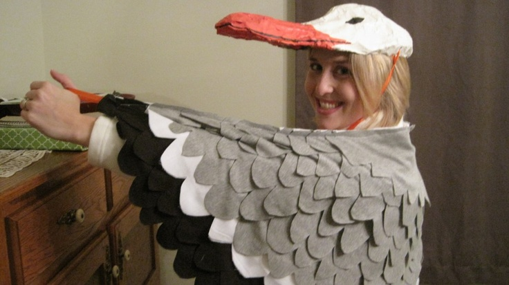 Seagull Costume: 2011 261, Mermaids Ideas, Seagull Costumes, Sea Gull, Concerts Costumes, 26Th 2011, Costumes Ideas, October 26Th, Downloads October