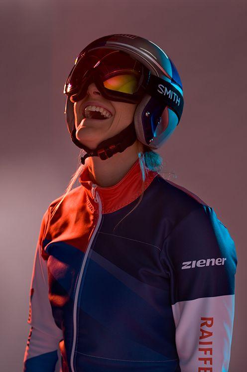 Fanny Smith, World Champion, Skicross