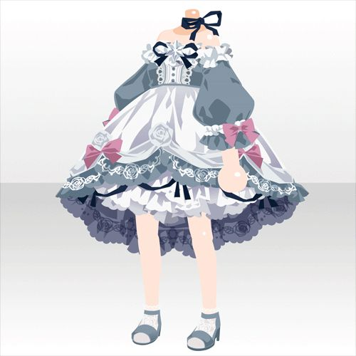 Sparkle ☆ Cocktail|@games -アットゲームズ- Anime Clothes