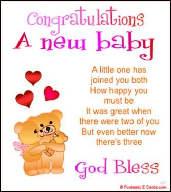 8 best baby blessing images on pinterest baby blessing happy new baby congrats m4hsunfo