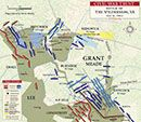 Battle of The Wilderness - May 6, 1864