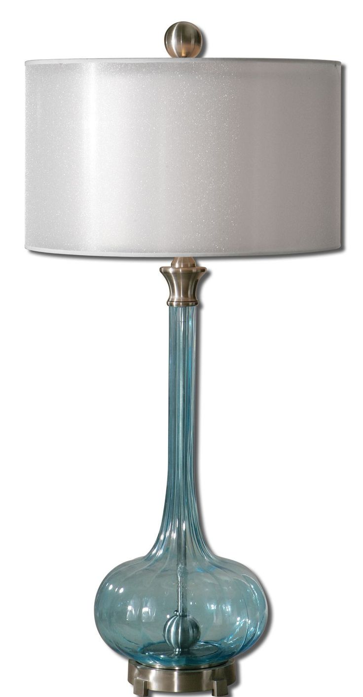 best Lighting images on Pinterest Glass table lamps Light