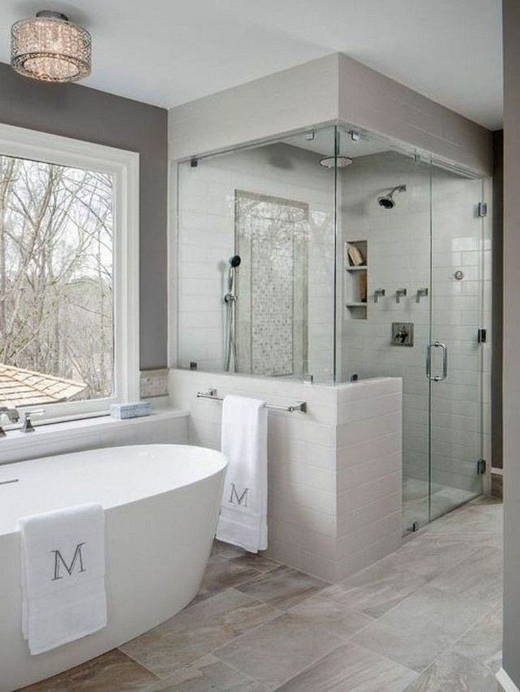 21+ Master Bathroom Ideas and Pictures In 2019
