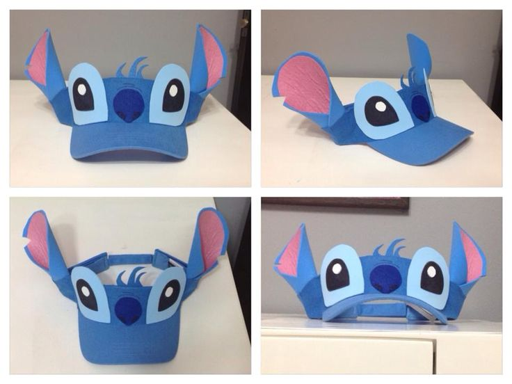 With this hat, Stitch might be back as a contender for Tower of Terror run.