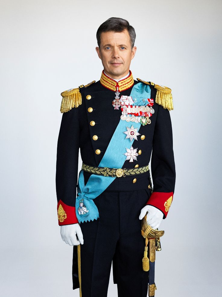 kongehuset.dk:  The Danish Royal Court released a new photo Crown Prince Frederik, September 25, 2015