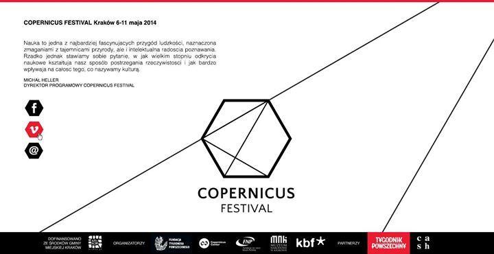 Hello World! we are Copernicus Festival :)  https://www.facebook.com/copernicusfestival    1st official one page site http://www.copernicusfestival.com/