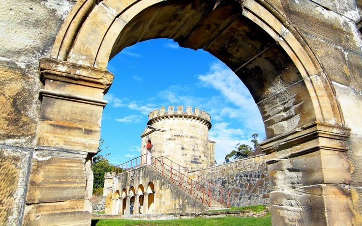 Port Arthur  Photo by George Tims