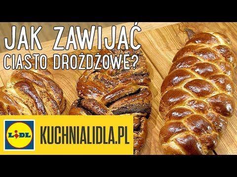 Jak Zwijać Ciasto Drożdżowe Paweł Małecki Kuchnia