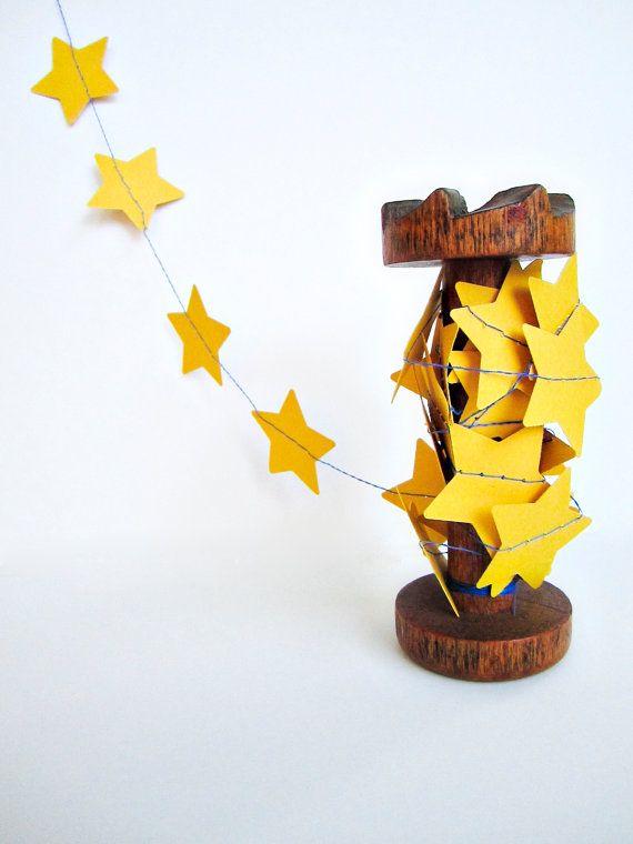 Paper Garland - Stars