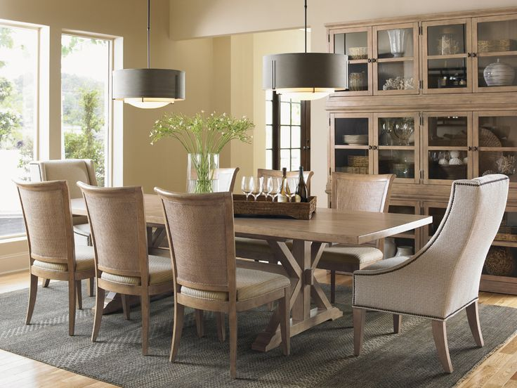 119 Best Furniture I Like Images On Pinterest  Chairs Chair And Pleasing Silver Creek Dining Room Design Inspiration