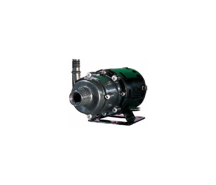 Little Giant 589211 325 GPH 115V Magnetic Drive Pump with 6ft. Power Cord Black Pumps Industrial Pumps Magnetic Drive