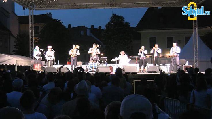 Concert Goran Bregovic Sibiu 2011 / www.sibiul.ro