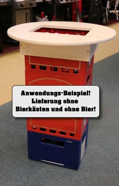 stehtisch bierkasten bestseller shop f r m bel und einrichtungen. Black Bedroom Furniture Sets. Home Design Ideas