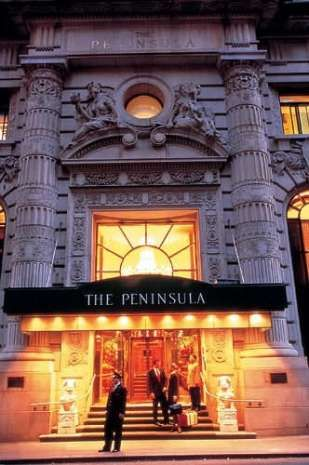 peninsula hotel new york