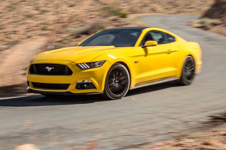 The 2016 Ford Mustang GT is plenty powerful and has a great interior, but how does it perform at the track? Get the track-tested specs here.