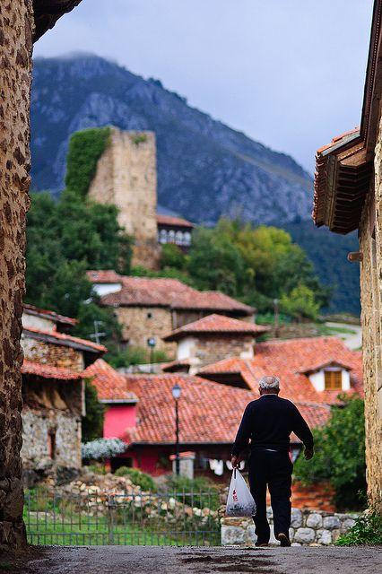 Mogrovejo, Liébana #Cantabria #Spain