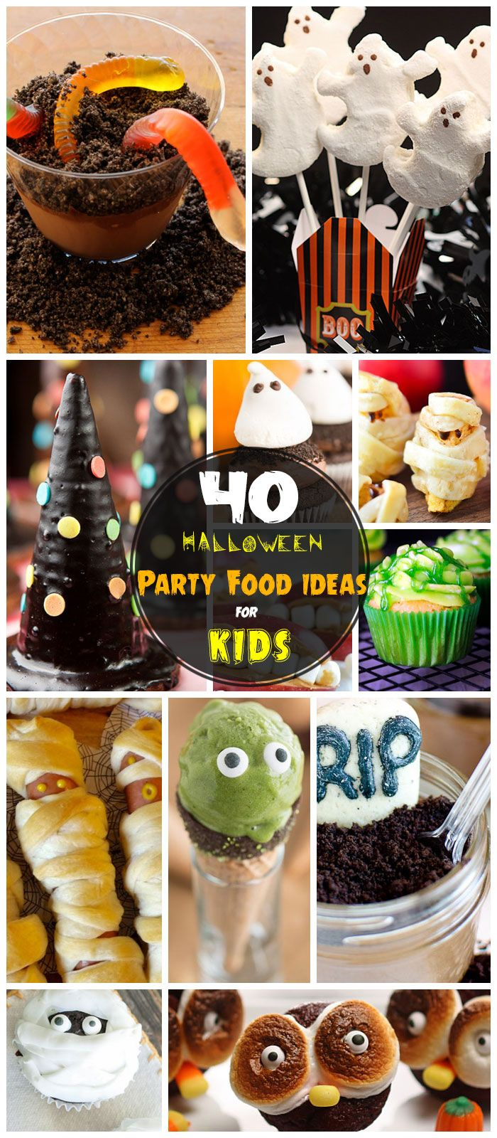 1000+ images about Halloween Party Ideas on Pinterest   Chocolate ...