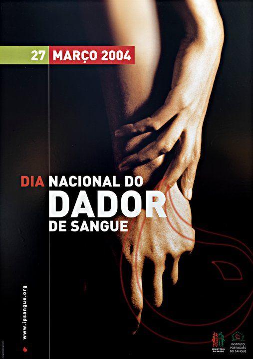 Dia Nacional de Dador, 27 de março de 2004