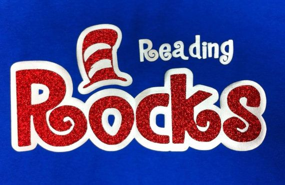 Hey, I found this really awesome Etsy listing at https://www.etsy.com/listing/196337780/dr-seuss-reading-rocks-t-shirt-teacher