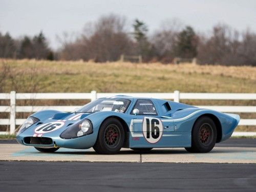 フォード GT40 マークIV 1967