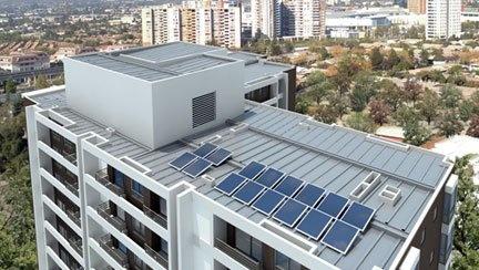 #sabiasque #FundamentaInmobiliaria  tiene proyectos que te entregan las mejores comodidades cuidando el medio ambiente http://www.fundamenta.cl/edificios-ecoeficientes