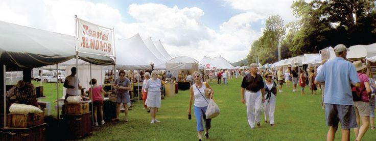 Hildene Craft Fair
