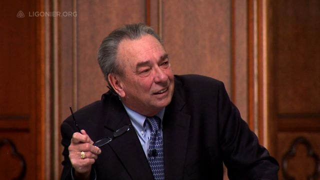 """R.C. Sproul on God's """"Being"""" and Apologetics[VIDEO]"""
