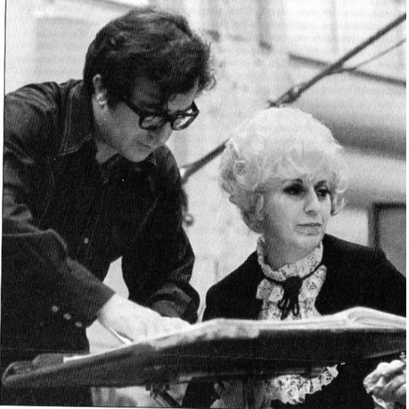 Luciano Berio & Cathy Berberian