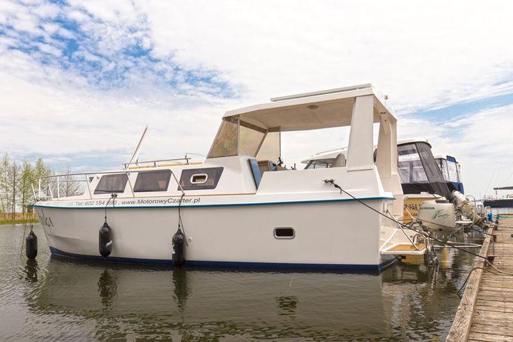 Weekend 820 Polen Masuren #hausboot_masuren #polen #poland #houseboat #hausbootferien
