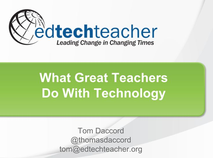"Tom daccord's presentation on ""What The Best iPad Teachers Do"" at EdTech Teacher IPad conference was terrific! There are some amazing teachers out there! #ipad #ettipad"