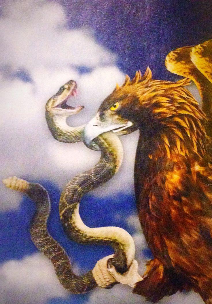 Escudo nacional #mexico