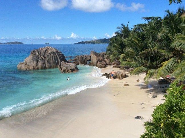 La Digue, Seychellerna #Seychelles #Seychellerna #La #Digue #LaDigue #Beach #Strand #paradis #paradise #vacker #beautiful #vacation #semester #ocean #hav  #Stilla #Havet #Pacific #Indiska #Oceanen