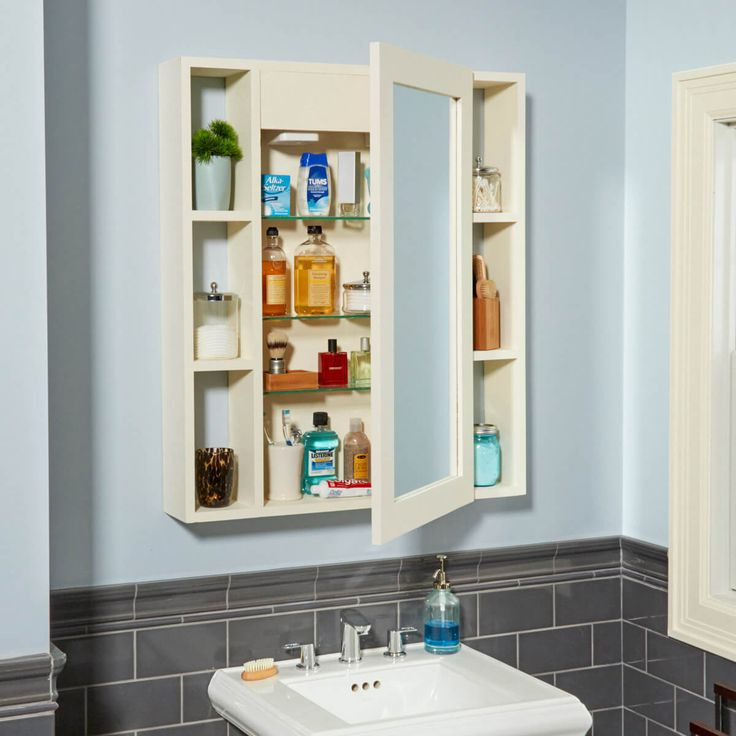 25 unique hidden compartments ideas on pinterest secret - Bathroom mirror with hidden storage ...
