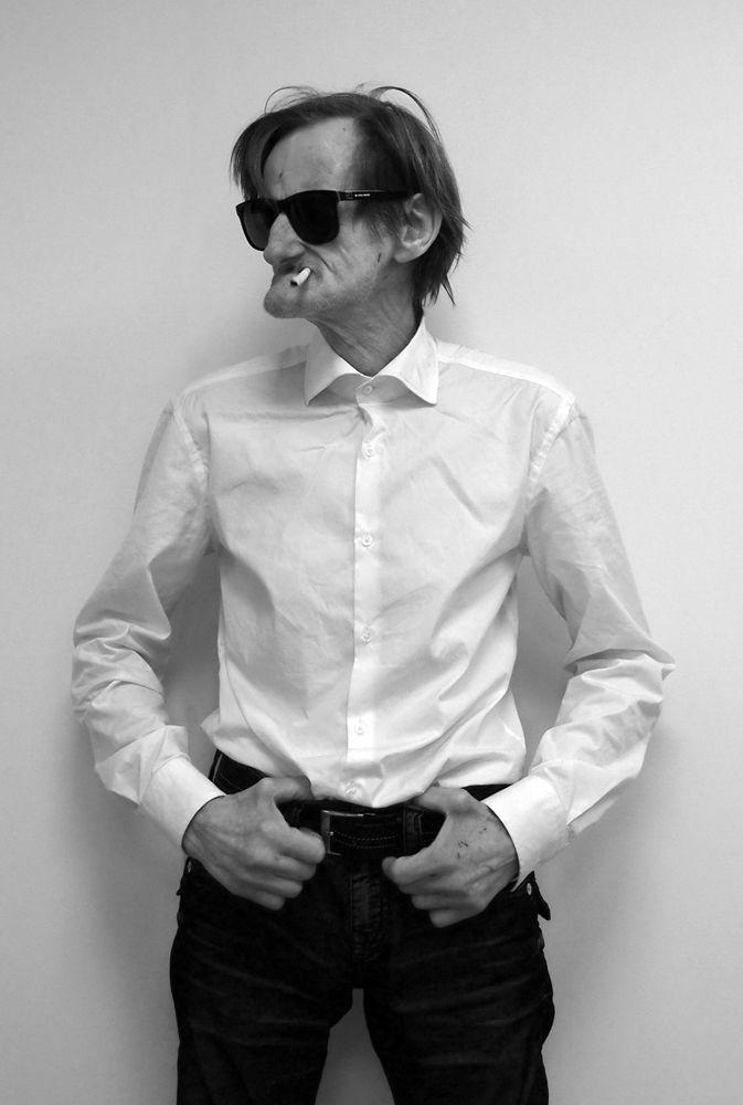 Petter Mejlænder - Aldrende James Dean