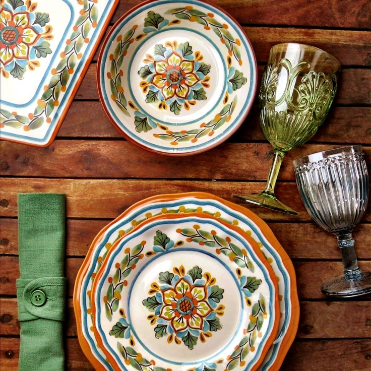San Miguel Collection - //lamaisonware.com/dinnerware/le- & 31 best u2022 Unbreakable Dinnerware Sets u2022 images on Pinterest ...