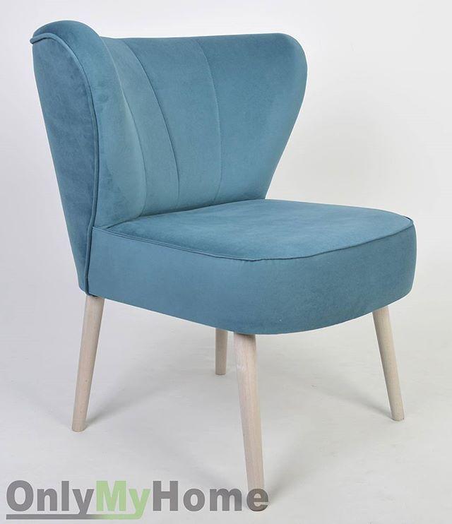 Krzesło Klubowe w tkaninie Casablanca 2313. Krzesełko to kupicie w wybranej przez Was tkaninie  na naszym sklepie internetowym http://onlymyhome.pl/krzesla/16-krzeslo-klubowe.html
