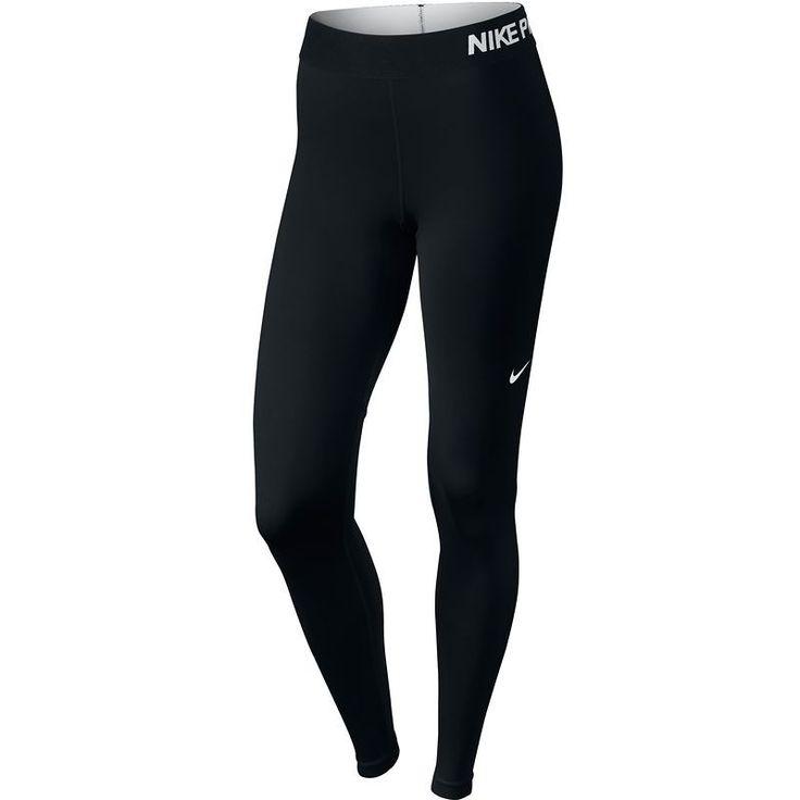Fitness - Roupa Mulher   - Leggings Fitness Pro Mulher NIKE - Partes de baixo