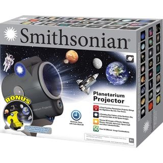 Smithsonian Planetarium Projector with Bonus Sea Pack | Overstock.com Shopping - The Best Deals on Astronomy & Telescopes