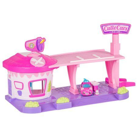 Cutie Car Shopkins Playset