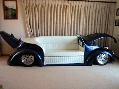 Vw Sofa Cool Pinterest Caves Awesome And Vw Beetles