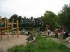 Educatieve speeltuin in de Kruidhof, Buitenpost