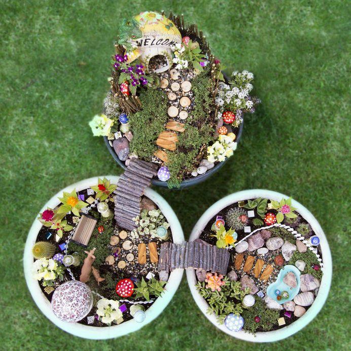 Tündér kertek