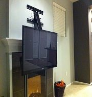 TV Wall Mount Reviews - Although this mount isn't promoted on the site, I have this mount and it rocks!