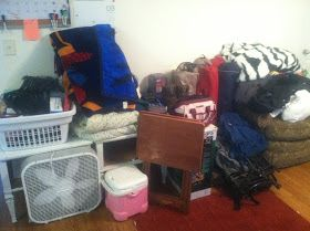 Our Family Circus, Home and Abroad : Shipping Unaccompanied Baggage