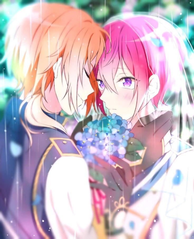Ensembles stars Leo and Tsukasa