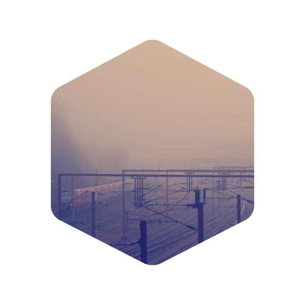My foggy Copenhagen by Anders Kvist, via Behance